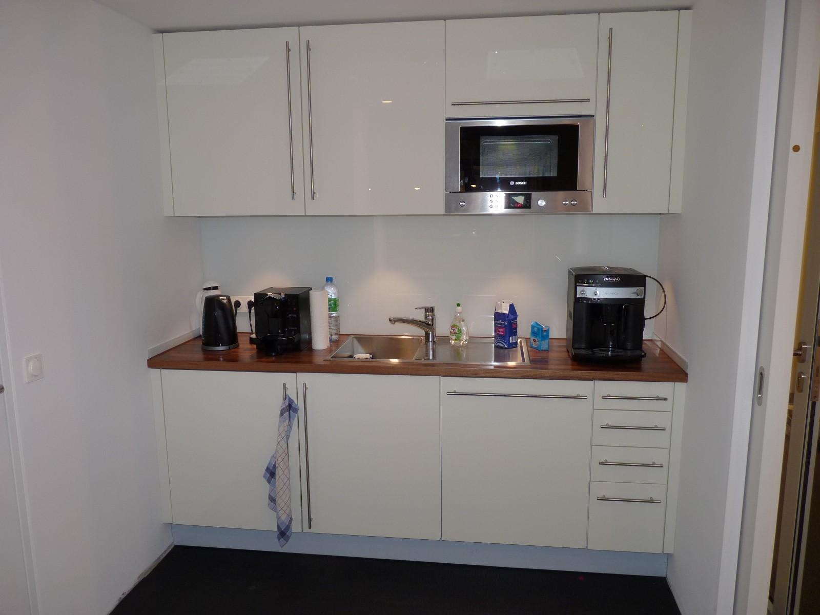 Pantry & Teeküche | {Büro küche design 11}
